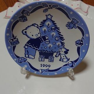 ファミリア(familiar)の新品未使用familiarミニ飾り皿(箱なし)(食器)