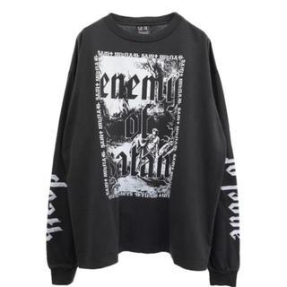 レディメイド(LADY MADE)のSAINT MICHAEL ロング Tシャツ XL  readymade(Tシャツ/カットソー(七分/長袖))
