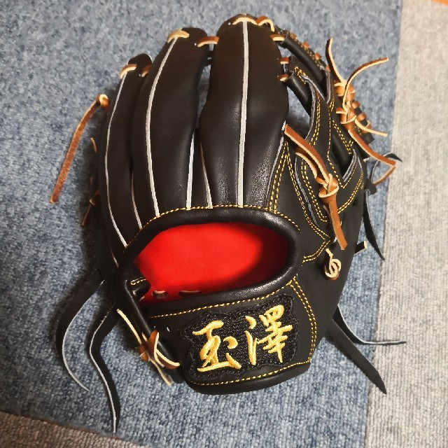 Tamazawa(タマザワ)の玉澤 タマザワ 硬式グローブ スポーツ/アウトドアの野球(グローブ)の商品写真