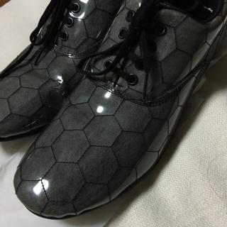 COMME des GARÇONS(コムデギャルソン)のギャルソンシューズ◎ビニールトート風 レディースの靴
