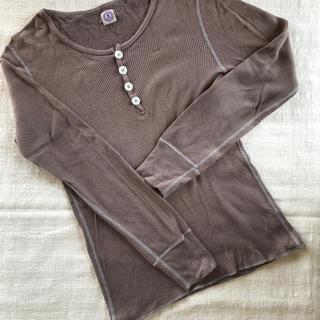 ハリウッドランチマーケット(HOLLYWOOD RANCH MARKET)のハリウッドランチマーケットのカジュアル長袖Tシャツ(Tシャツ(長袖/七分))