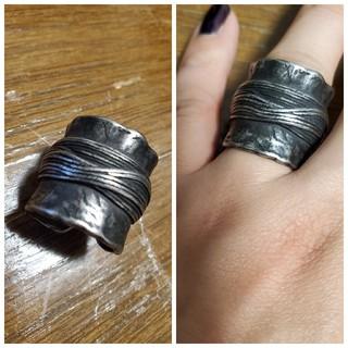 ビームス(BEAMS)のwirecoil design RING(リング(指輪))