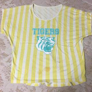 ハンシンタイガース(阪神タイガース)のタイガース Tシャツ(Tシャツ(半袖/袖なし))