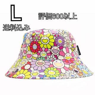 Lサイズ 村上隆 Flower Bucket Hat フラワーバケットハット(ハット)