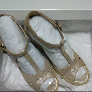 ランバンオンブルー(LANVIN en Bleu)のLANVIN ランバン サンダル パンプス シューズ 靴 ダイアナ DIANA(サンダル)