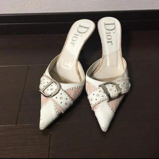 クリスチャンディオール(Christian Dior)のクリスチャンディオール サンダル 35.5(サンダル)