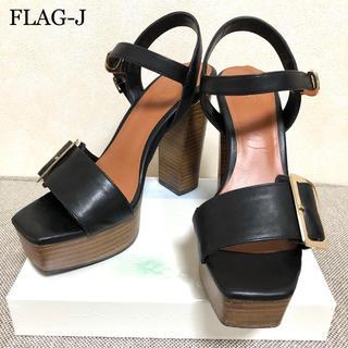 フラッグジェイ(FLAG-J)のFLAG-J パンプス ブラック(ハイヒール/パンプス)