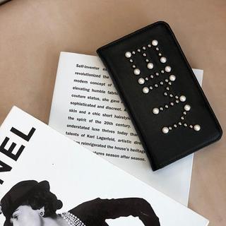 エイミーイストワール(eimy istoire)の【未開封】エイミーイストワール iPhone x カバー(iPhoneケース)