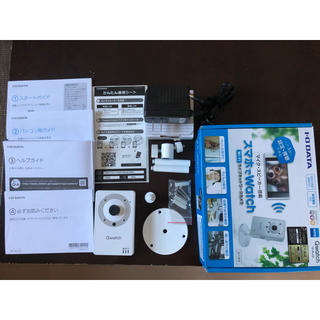 アイオーデータ(IODATA)のyuyu様専用-I-O DATA ネットワークカメラ TS-WLC2(防犯カメラ)