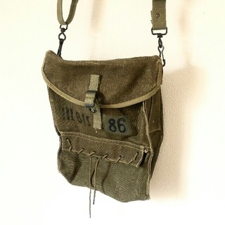 コモリ(COMOLI)のフランス軍 ノースコンバットバッグ(ワークパンツ/カーゴパンツ)