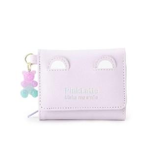 ピンクラテ(PINK-latte)のピンクラテ 三つ折り財布 ミニ財布 コインケース(折り財布)