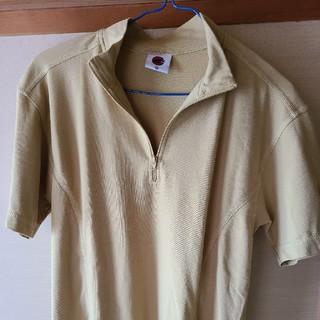 マムート(Mammut)の半袖ジップシャツ(Tシャツ(半袖/袖なし))