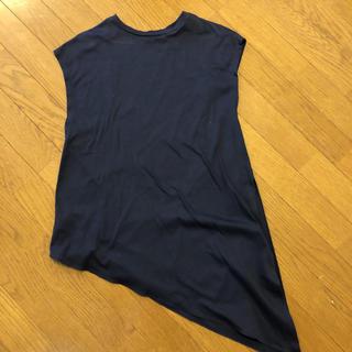 デプレ(DES PRES)のDES PRES カットソー  サイドスリット(カットソー(半袖/袖なし))