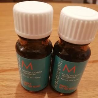 モロッカンオイル(Moroccan oil)のモロッカンオイル10ml 2本セット(オイル/美容液)