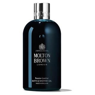モルトンブラウン(MOLTON BROWN)のモルトンブラウン バス&シャワージェル (300ml) ロシアンレザー(ボディソープ/石鹸)