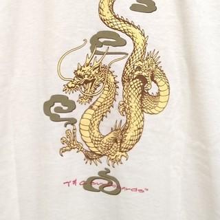 タウンアンドカントリー(Town & Country)の【デッドストック】90s T&C タウンアンドカントリー ドラゴンプリント(Tシャツ/カットソー(半袖/袖なし))