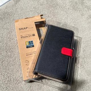アイフォーン(iPhone)のiPhone XR カバー  手帳型  (iPhoneケース)
