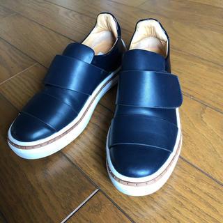 ランバンオンブルー(LANVIN en Bleu)のノア様専用 LANVIN 靴(スニーカー)