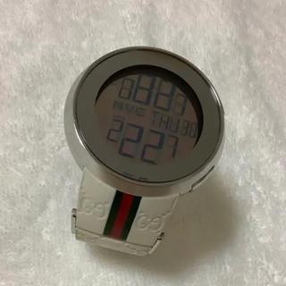グッチ(Gucci)の専用 正規品  GUCCI アイグッチ デジタル 腕時計 メンズ レディース(腕時計(デジタル))