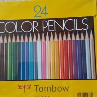 トンボエンピツ(トンボ鉛筆)のみーみ様専用 色鉛筆24色(色鉛筆)