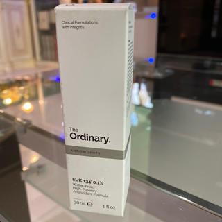 新品未使用The OrdinaryジオーディナリーEUK134 0.1%(美容液)