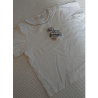バーバリー(BURBERRY)のバーバリー女の子Tシャツ80(Tシャツ)