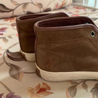 ポロラルフローレン(POLO RALPH LAUREN)のラルフローレン 子供ブーツ 19センチ(ブーツ)