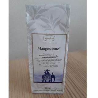 ロンネフェルト Mango Sun マンゴー 紅茶 ★日本未発売 直営店購入(茶)
