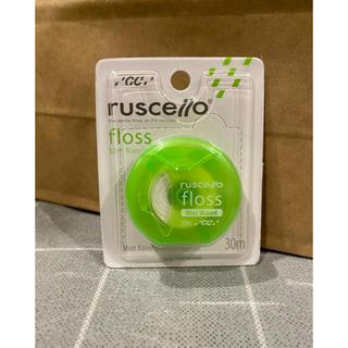 ミントワックス30m GC・ruscello floss デンタルフロス(歯ブラシ/デンタルフロス)