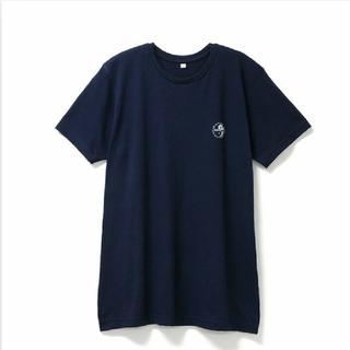 タウンアンドカントリー(Town & Country)の【新品・未使用】T&C クルーネックTシャツ 半袖 ネイビー M(Tシャツ/カットソー(半袖/袖なし))