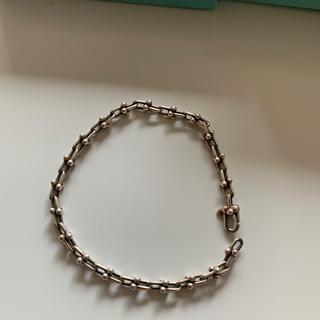ティファニー(Tiffany & Co.)のティファニー ハードウェア ブレスレット(ブレスレット/バングル)