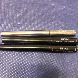 エトヴォス(ETVOS)のエトヴォス   アイライナー  3本セット(アイライナー)