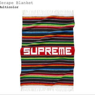 シュプリーム(Supreme)のsupreme serape blanket ブランケット シュプリーム(毛布)
