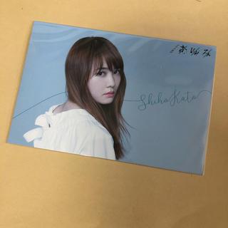 ケヤキザカフォーティーシックス(欅坂46(けやき坂46))の加藤史帆 あゆみ ポストカード(アイドルグッズ)