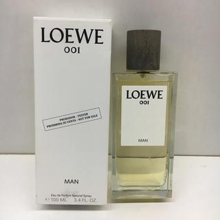 ロエベ(LOEWE)のLOEWE 001 MAN 100ml オードトワレ 香水(香水(男性用))