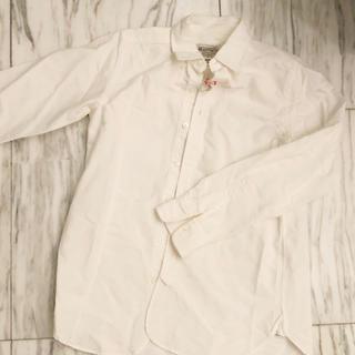 ユナイテッドアローズ(UNITED ARROWS)の白シャツ(シャツ/ブラウス(長袖/七分))