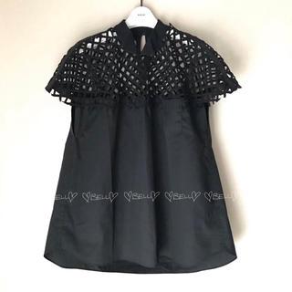 サカイ(sacai)の♡サカイ♡2020SS♡メッシュレースシャツ♡(シャツ/ブラウス(半袖/袖なし))