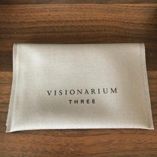スリー(THREE)の新品 VISIONARIUM THREE  非売品three ケース(その他)
