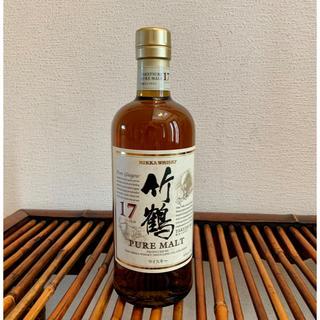 ニッカウイスキー(ニッカウヰスキー)の竹鶴 17年 700ml(ウイスキー)