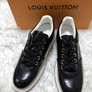 Louis Vuitton アレスダービー スニーカー ブラック(スニーカー)