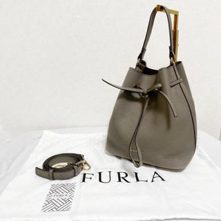 フルラ(Furla)の🌸🟫大幅最終値下げ‼️FURLA バケットバッグ(ショルダーバッグ)