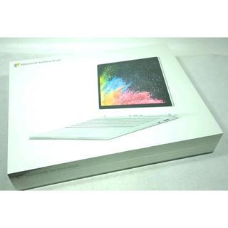 マイクロソフト(Microsoft)の専用 MicrosoftSurfaceBook213.5インチHNN-00035(ノートPC)