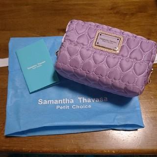 サマンサタバサプチチョイス(Samantha Thavasa Petit Choice)のSamantha Thavasa  Petit Choice  ポーチ(ポーチ)