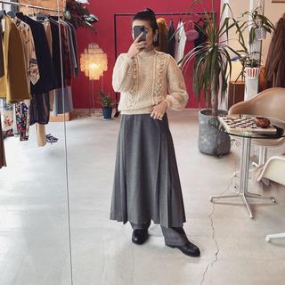 エディットフォールル(EDIT.FOR LULU)のMaryam Nassir Zadeh プリーツスカート(ロングスカート)