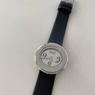 ピアジェ(PIAGET)のピアジェ ポセション 時計 クォーツ ワンポイントダイヤ(腕時計)