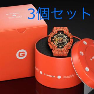 ジーショック(G-SHOCK)のG-SHOCK GA-110JDB-1A4JR  ドラゴンボールコラボ  (腕時計(デジタル))