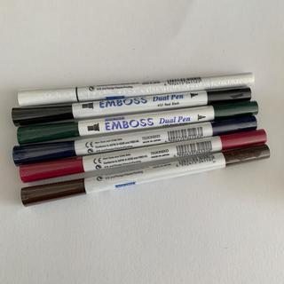 ツキネコ EMBOSS Dual Pen 6pcs.(39)(その他)