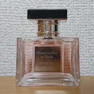 アバクロンビーアンドフィッチ(Abercrombie&Fitch)のアバクロンビー&フィッチ パフューム No.1 アンダン PERFUME No1(香水(女性用))