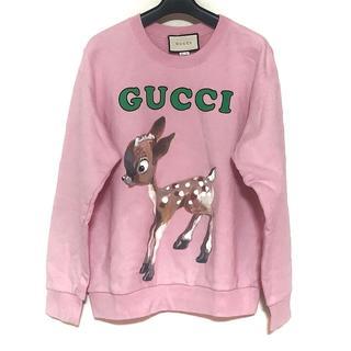 グッチ(Gucci)のグッチ トレーナー サイズS レディース(トレーナー/スウェット)
