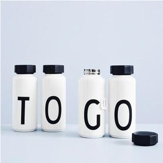 アクタス(ACTUS)のデザインレターズ 水筒 イニシャルF(水筒)
